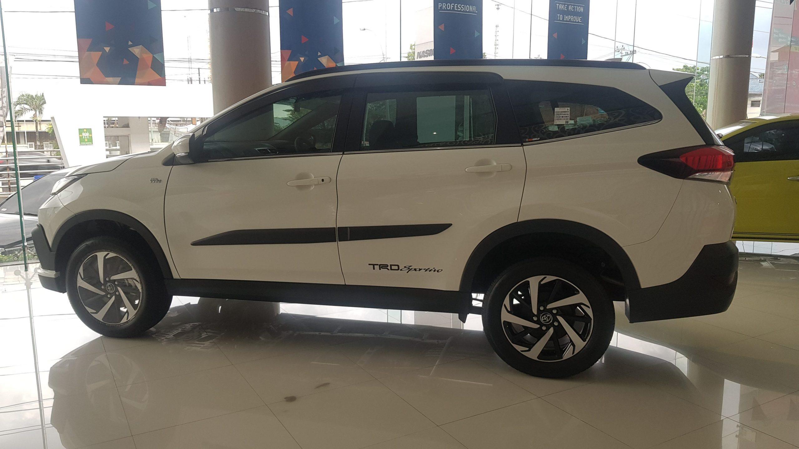 Toyota Rush Semarang