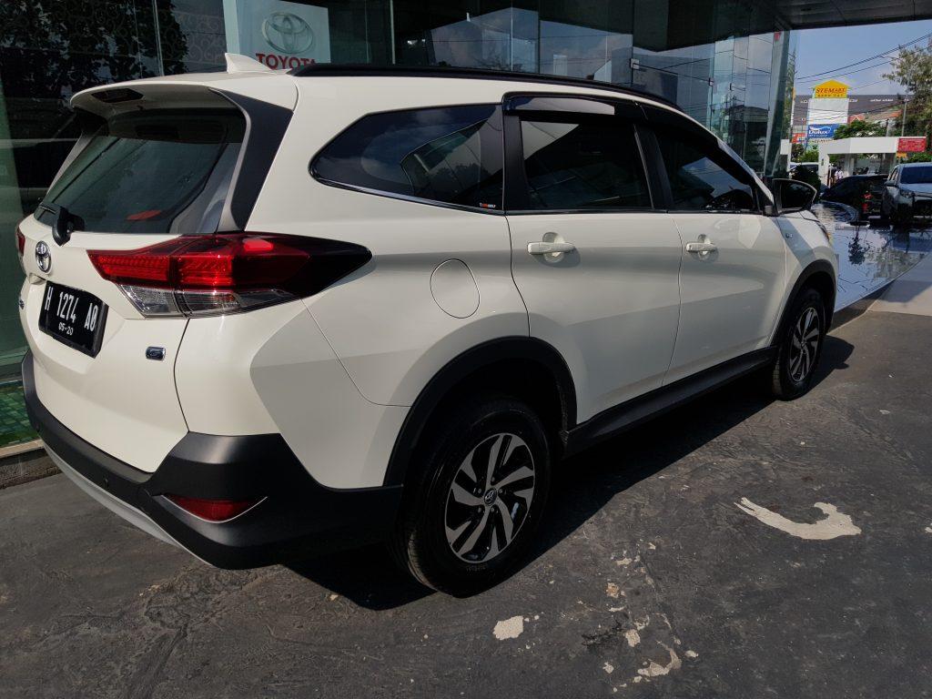 Toyota Rush Semarang Type G