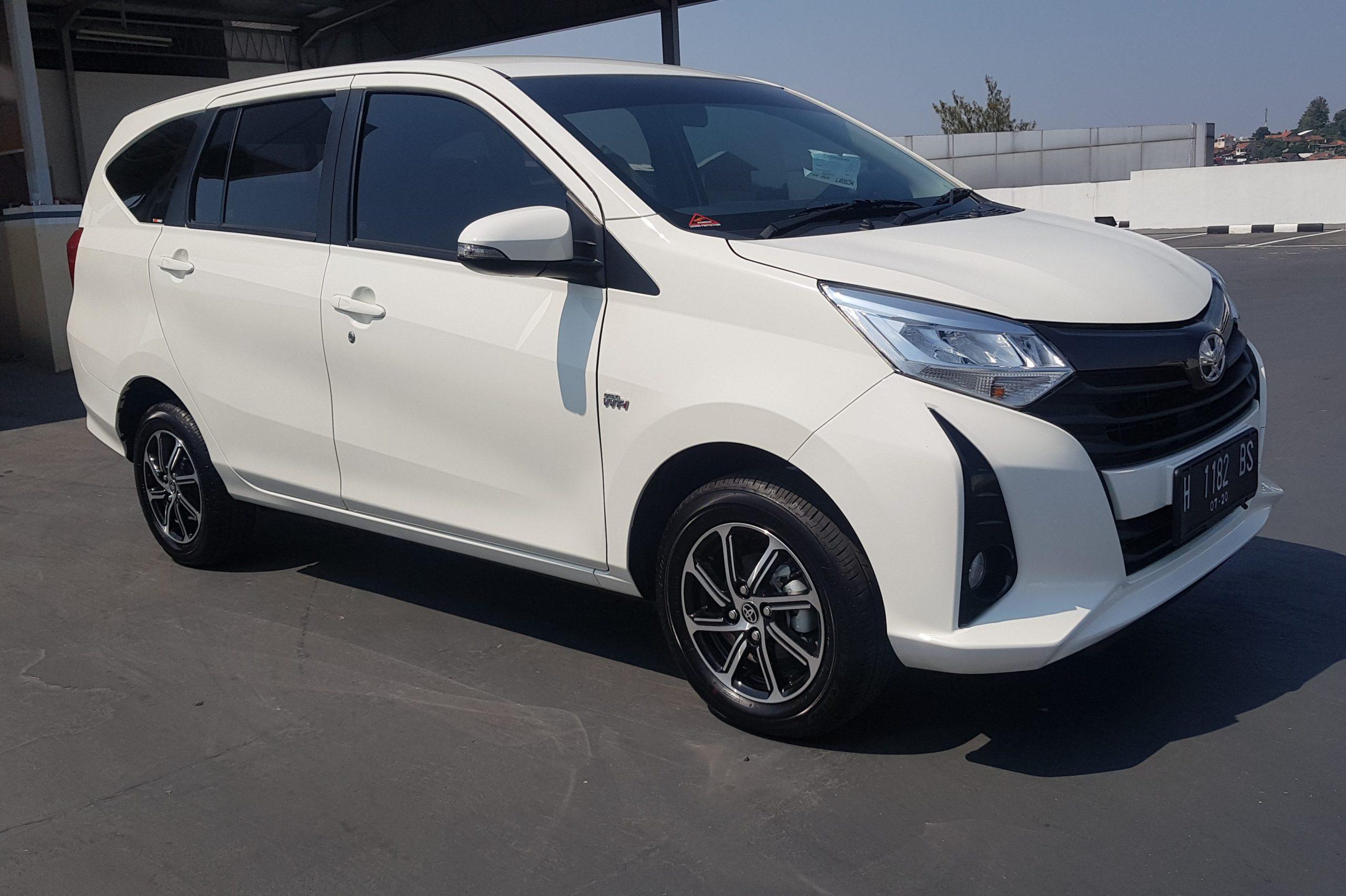 New Toyota calya semarang