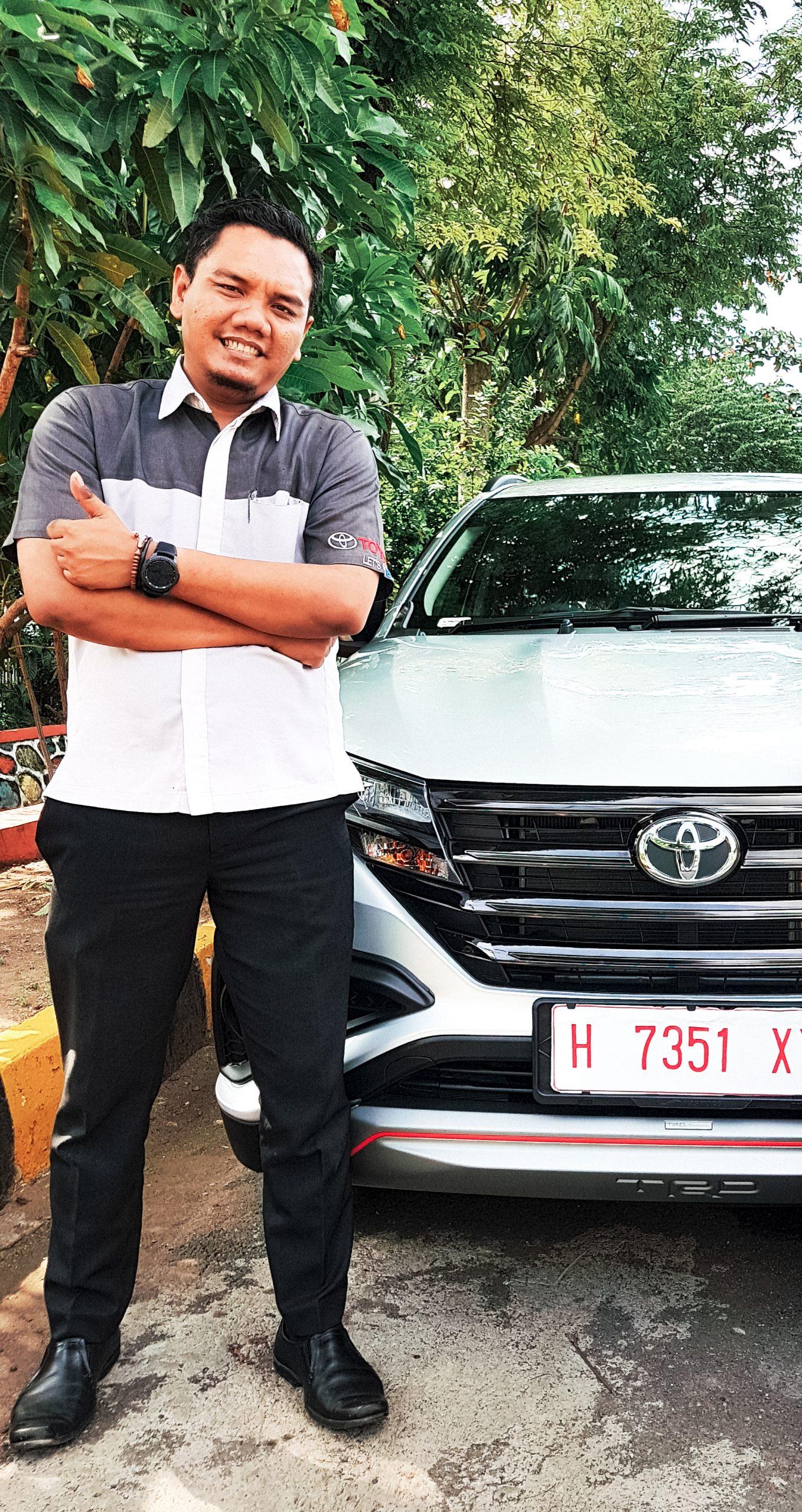 Sales Toyota Semarang