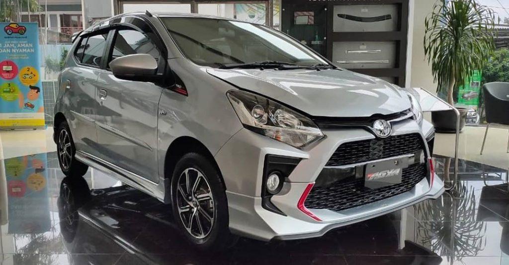 New Agya Facelift 2020