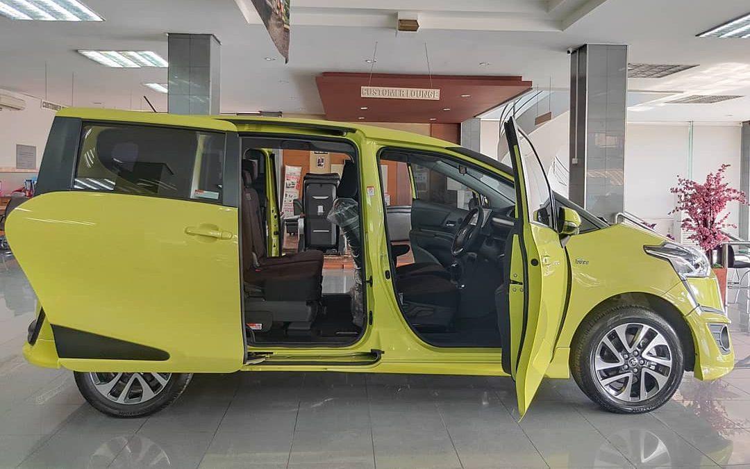 Toyota Sienta Semarang