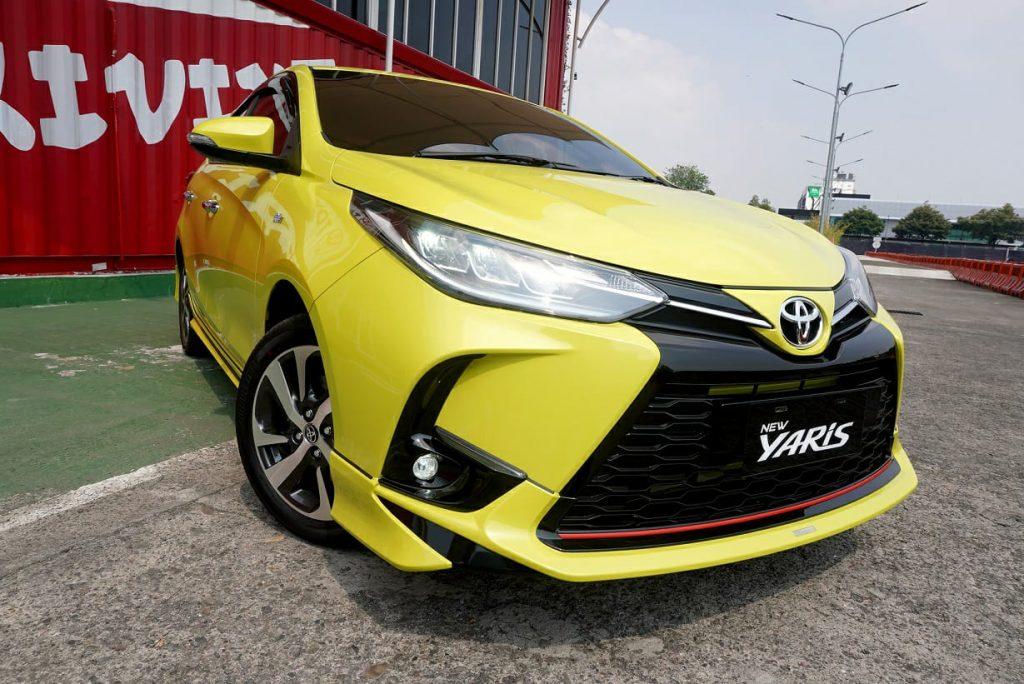 New Yaris Semarang
