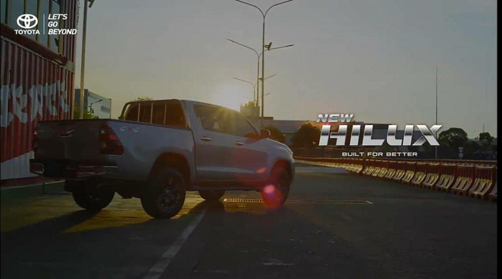 New Toyota Hilux Semarang