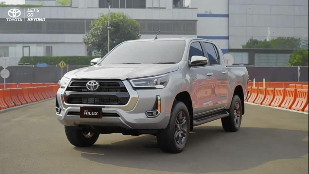 Toyota Hilux Semarang Dcab